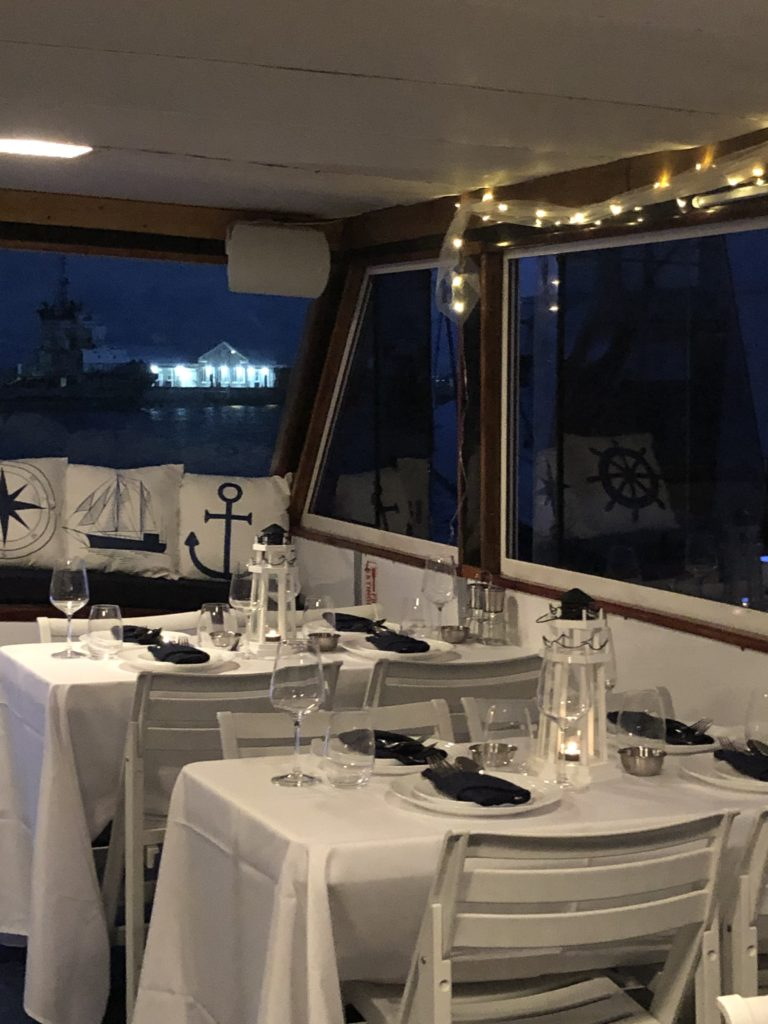 Private Charters Bermuda Dinner Cruise